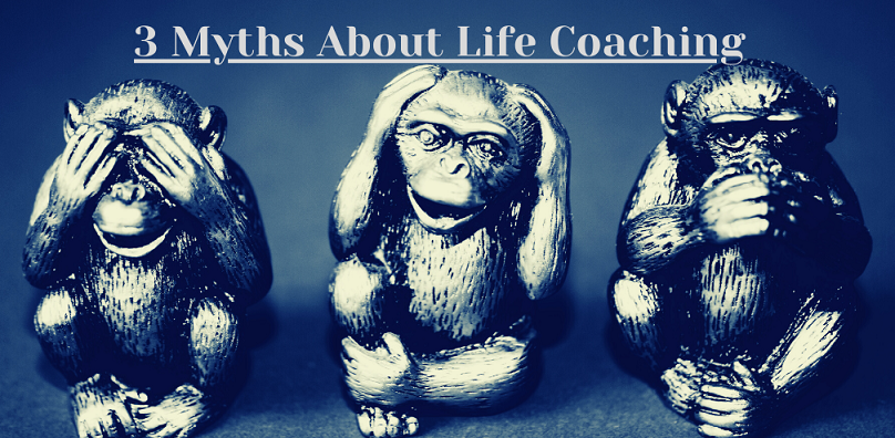 3 myths about life coaching